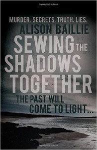 The cover of Sewing The Shadows Together