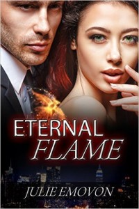 Cover of Eternal Flame, bu Julie Emovon