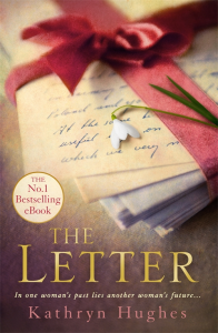 Cover of The Letter by Kathryn Hughes