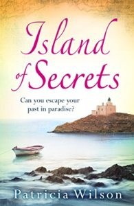 The front cover of Island of Secrets.
